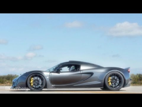 Hennessey's 290-Mph Supercar Is Insanity on Wheels