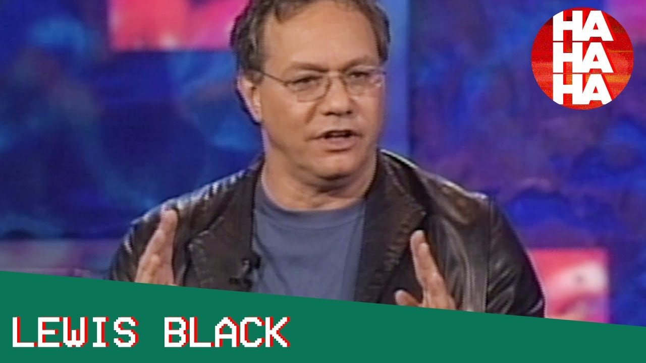 Lewis Black - The End of The Universe