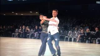 IGOR & EKATERINA SHOWDANCE Ohio Star Ball 2016 Pro St