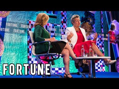 The Swedish Conundrum: Ylva Johansson Interviewed by Nina Easton I Fortune