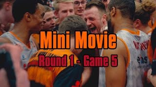 NINERS360 | Playoffs 2017 - NINERS Chemnitz vs. Gladiators Trier - Game 5 | Mini Movie