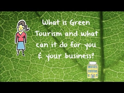 Thumbnail: What is Green Tourism and Why Should You Join Us?
