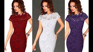 Womens Elegant Sexy Dress