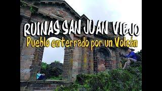 Un Pueblo sepultado en lava, San Juan Parangaricutiro | Andariegos