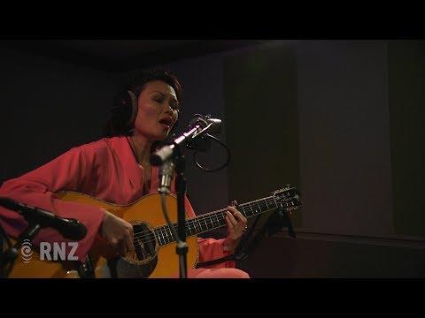 Bic Runga performs 'Drive' live @ RNZ