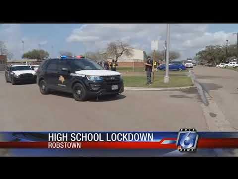Rumored weapon prompts lockdown at Robstown school