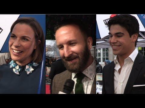 Williams – World Premiere - Claire Williams, Morgan Matthews & Lance Stroll