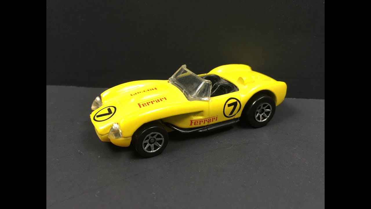 Hot Wheels Ferrari 250 Testa Rossa 1 64 1080p Hd Youtube