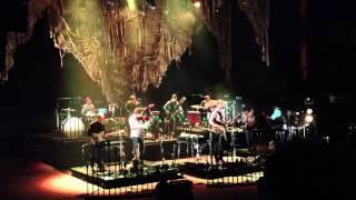 "Bon Iver ""Perth"" Red Rocks Amphitheater 5/31/2012"