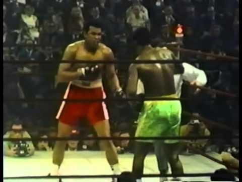 Muhammad Ali vs Joe Frazier I