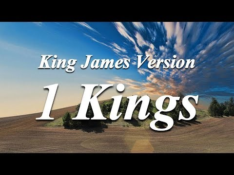 11 - 1 Kings - The Holy Bible - King James Version