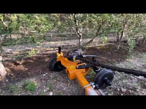 Best Interrow Tiller For Arbequina Olive Trees - Ecological Weed Control