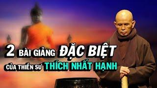 Hai bài giảng ĐẶC BIỆT của thiền sư Thích Nhất Hạnh - Thiền Đạo