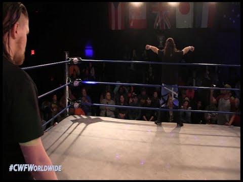 CWF Mid-Atlantic Wrestling Ep. 143: Adler v Justice / Carter v Andrews / Dirty v Dollars (02/07/18)