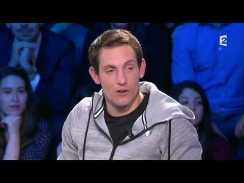 Renaud Lavillenie - On n'est pas couché - 8 mars 2014 #ONPC