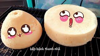 Bánh Bông Lan Gato bất bại k phụ gia,k thắt eo,lõm đáy,k tanh   xốp mềm mịn tan    Nàng Bánh Channel