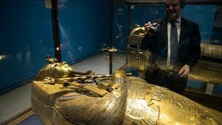 King Tut May Have Engaged In Battle, New Findings Say