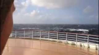 Atlantic Ocean Big Wave