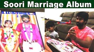 Actor Soori Marriage Album | Quarantine | Lock Down Days - 04-04-2020 Tamil Cinema News