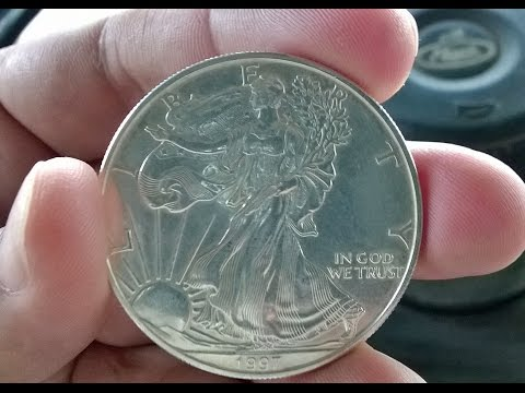 American Silver Eagle collection, 3 weeks in.