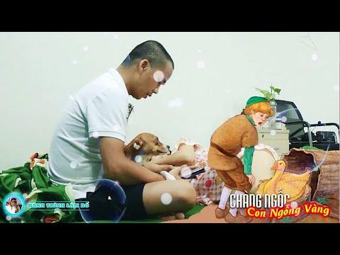 Truyện cổ tích chàng Ngốc và con ngỗng vàng   Kể chuyện thai giáo   Hành trình làm Bố ngày 8.9.2021