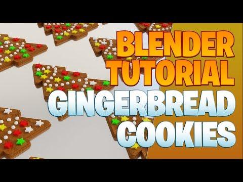 gingerbread-cookie---blender-tutorial