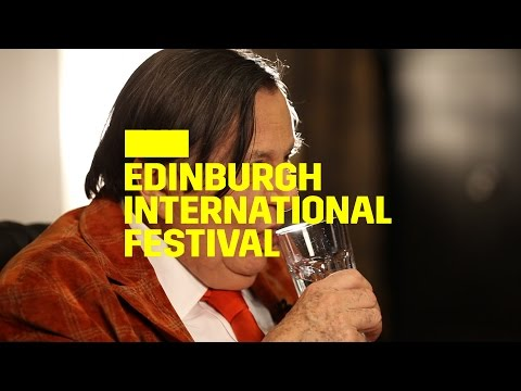Barry Humphries  2016 International Festival Portrait
