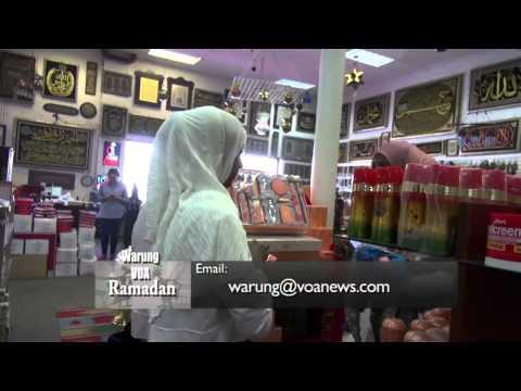 Warung VOA Ramadan: Toko Muslim Khan el Khalili (Bag 4)