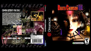 Death Crimson OX Playthrough! (Dreamcast)