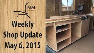 Shop Update May 6, 2015