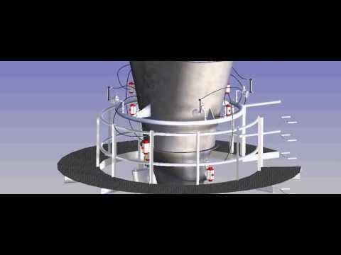 Matrix DENSI FEED Pulverized Fuel System Animation
