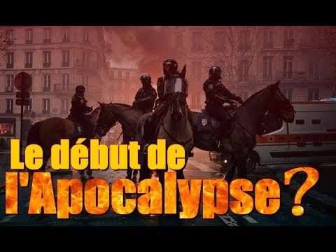 LES 7 BLASPHÈMES DE L'APOCALYPSE (1)