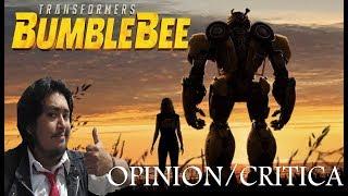 Mi Opinión de BUMBLEBEE (con SPOILERS)