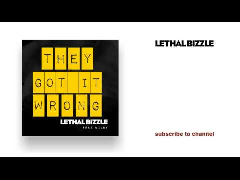 Lethal Bizzle - They Got It Wrong (Feat. Wiley) - Greg James Radio Rip