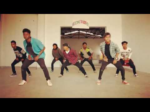 A RE SUSHMA Nagpuri Dance@ Arjun Crew Dance Cover HD