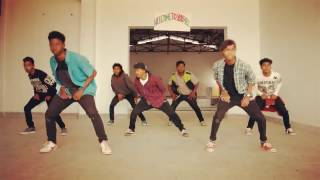 A RE SUSHMA nagpuri Dance@ Arjun Crew Dance cover HD