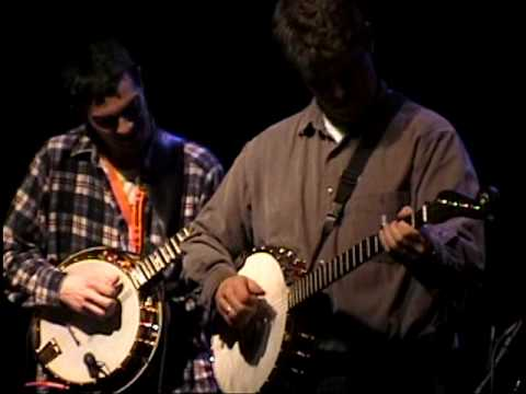 Yonder Mountain String Band Steam Powered Aereoplane 2002
