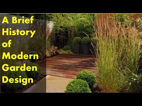 a-brief-history-of-modern-garden-design