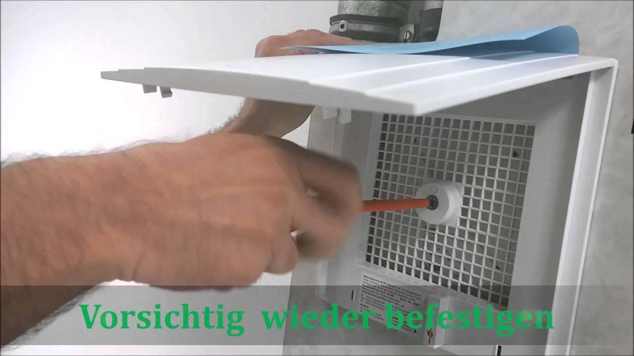 Gut gemocht ELS Fassadenwechsel Helios ELS VE Helios Blende tauschen - YouTube LA33