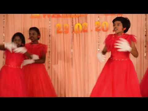 The Girls Rockers of King of Kings School - CBSE - Thoothukudi