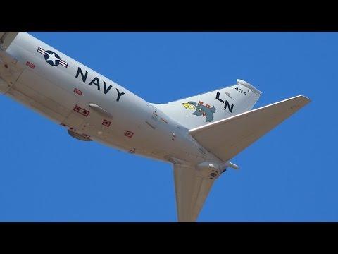 厚木基地の空-163 '15/2/11 (P-8A VP-45 LN  T&G Pelicans色付き)