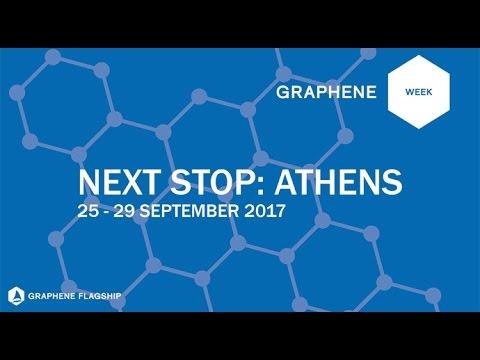 Next Stop Athens - Graphene Week 2017