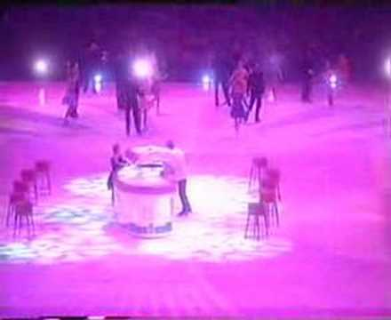 Torvill and Dean-strangers in the night