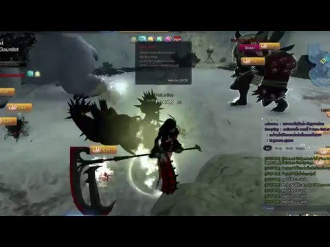 Vindictus Sv.TH Close Beta Boss Fight Mix : Evie Scythe