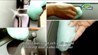 Cyber Clean CAR, je interieur reinigen is nog nooit zo leuk geweest