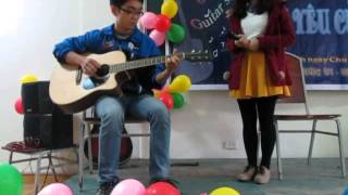 Ngây ngô - Liveshow guitar HVQY 2014 - Guitar Acoustic Cover