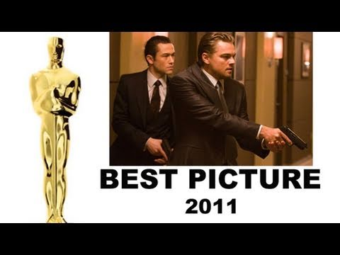 Oscars 2011 Best Picture Nominees: Inception, Black Swan, The King's Speech