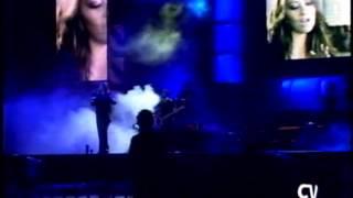 Myriam Hernandez & Marco Antonio Solís - Sigue sin mi (concierto el coca)