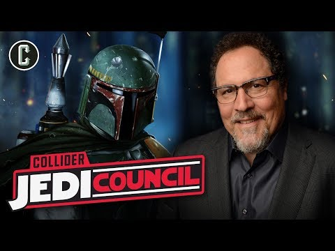 Jon Favreau's Star Wars TV Series is The Mandalorian!  Jedi Council