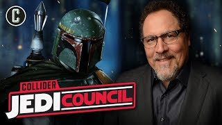 Jon Favreau's Star Wars TV Series is The Mandalorian! - Jedi Council